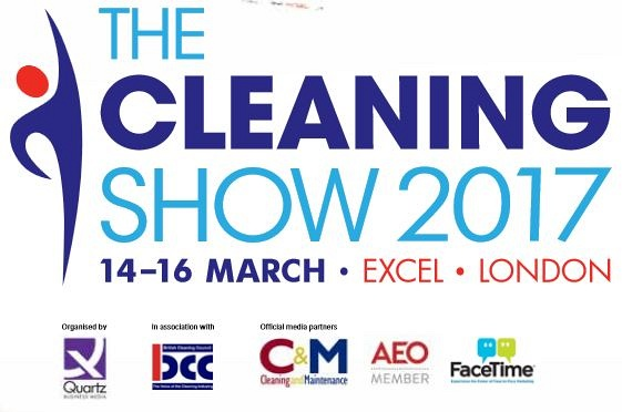 Wecoline participant Cleaning Show 2017