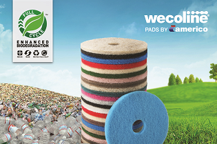 All Wecoline by Americo floor pads available with Full Cycle