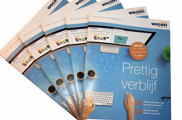 Wecovi Service launches new magazine
